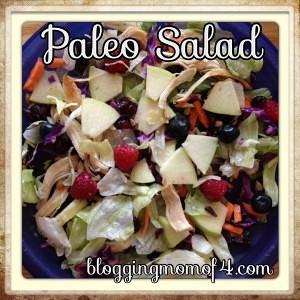 Paleo Diet Paleo Salad