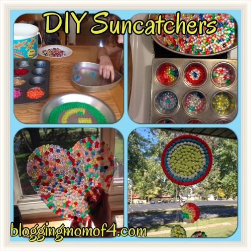 DIY Suncatchers