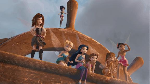 Disney's The Pirate Fairy