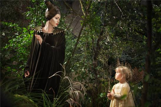 Maleficent New Clip and Featurette