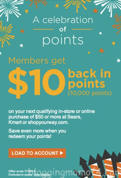 SYW Members get $10 Back!