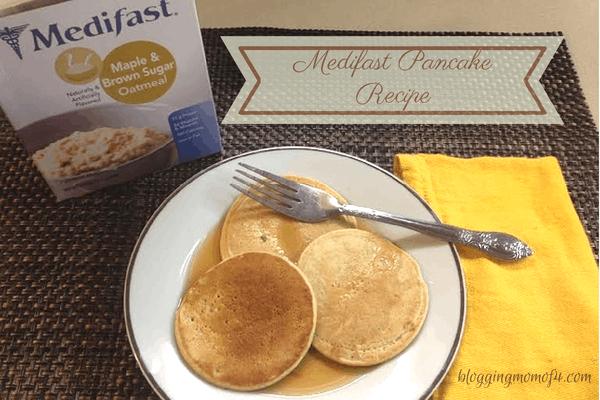 Medifast Pancake Recipe