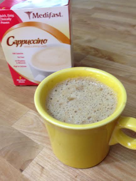 medifast cappuccino