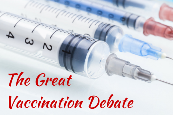 vaccination debate To call the news surrounding vaccinations a debate is misleading the scientific and medical consensus is clear: vaccinations are safe, and they work.