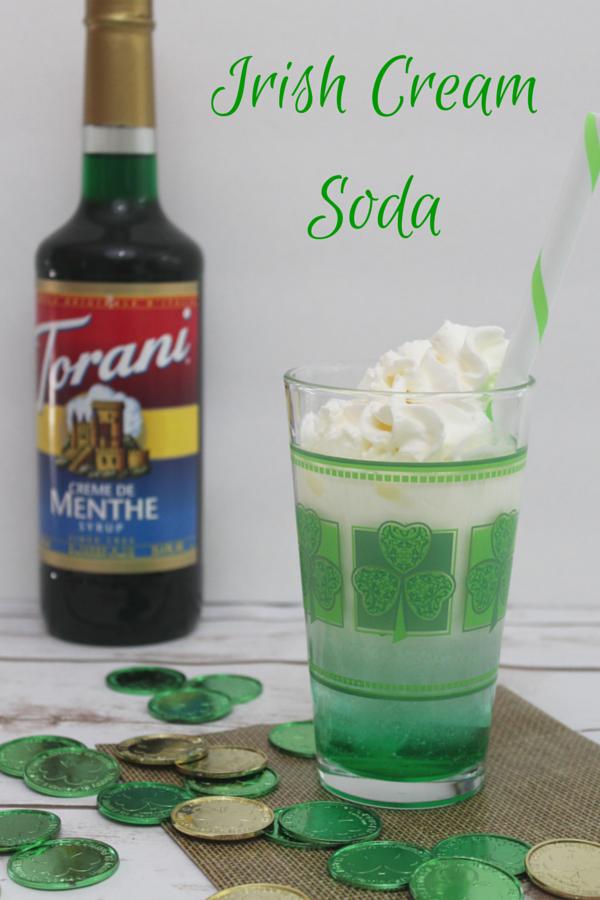 Irish Cream Soda Recipe
