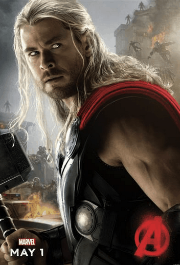Marvel's AVENGERS: AGE OF ULTRON Posters and Trailer
