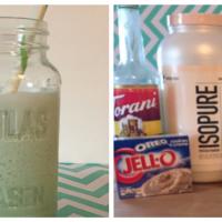 Protein Shake Recipe – Mint Cookies 'n Creme