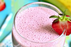 Strawberry Banana Protein Shake Recipe Evolv