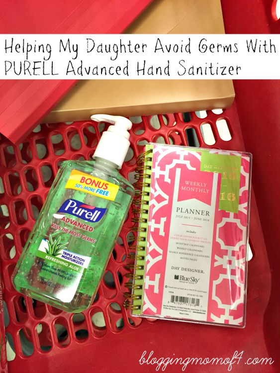 PURELL® Advanced Hand Sanitizer is spearheading a movement at Target that encourages families to use PURELL every day for 30 days. #PURELL30 #PURELLChallenge #Ad