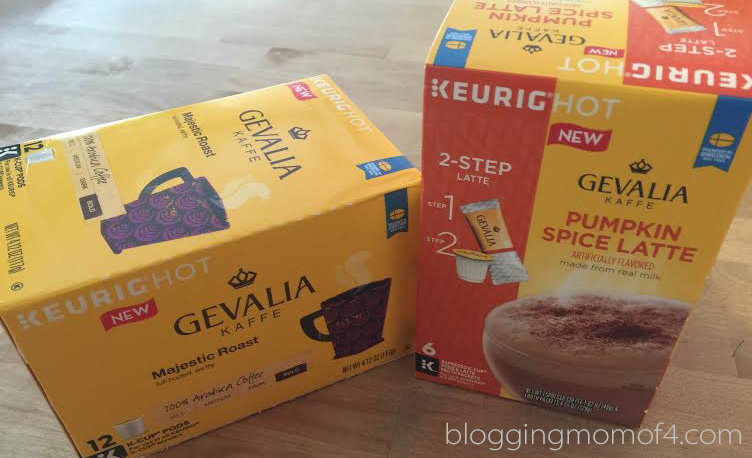 Welcoming the Fall with Gevalia Kaffe #IC (ad)
