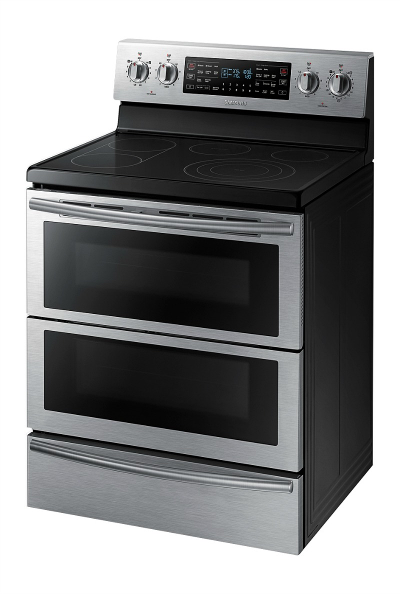 Right now, select Best Buy stores are hosting Samsung Open Houses. In looking at the Samsung appliances, one of our favorites is the Samsung Black Stainless 4-Door Flex™.