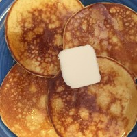 Low Carb Pancakes – Cream Cheese Pancake recipe