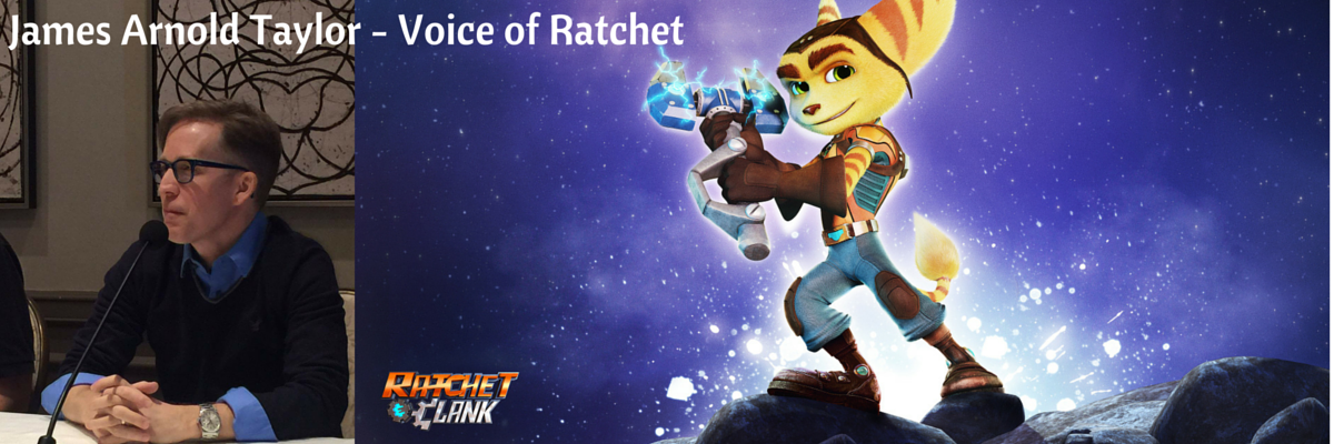 Talking Dreams and Inspiration w/ James Arnold Taylor Voice Of Ratchet #RatchetAndClank