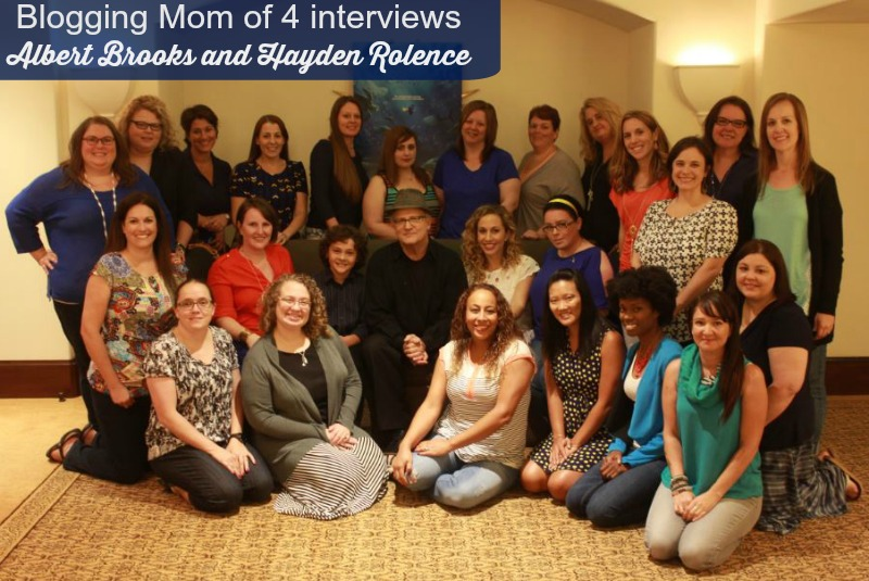 Today we're getting to know Marlin and Nemo - Albert Brooks and Hayden Rolence. Take a peek at our exclusive interview. #FindingDoryEvent