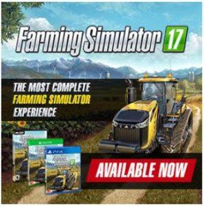 Farming Simulator 17 #2016HGG