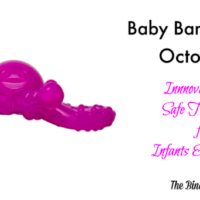 GIVEAWAY – Banana Baby Brush Octo-Brush Ends 12/7 #2016HGG
