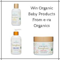 GIVEAWAY – Organic Baby Products from @EraOrganics #2016HGG Ends 11/21