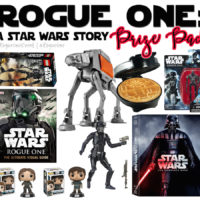 Rogue One giveaway valued at $250 #RogueOneEvent