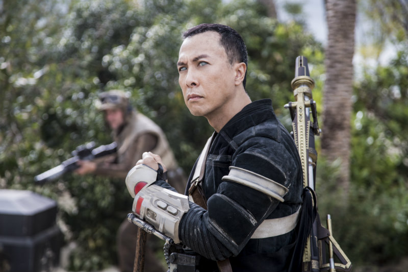 Fan of Donnie Yen? We sat down with Donnie Yen to talk about his role in Rogue One - Chirrut Imwe. Read this interview and others from the #RogueOneEvent.