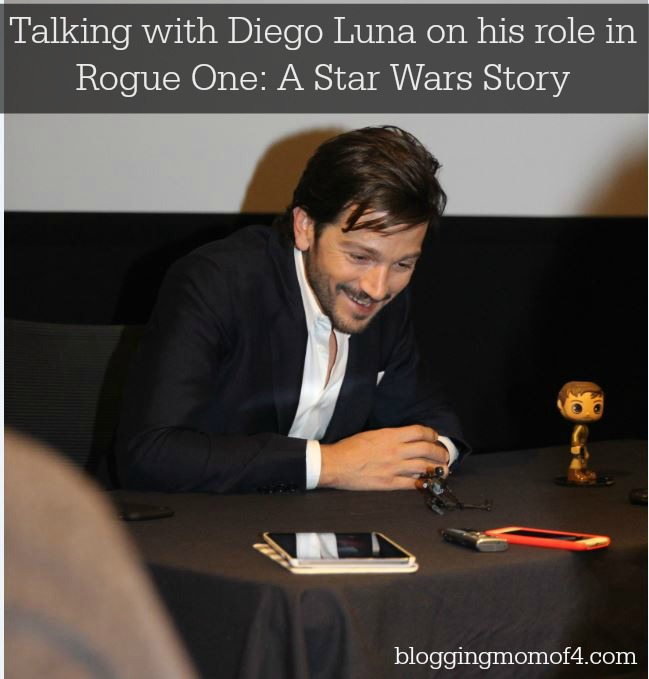 Ready to read some exclusive coverage with Diego Luna? We get the inside scoop all about Diego Luna Star Wars Character Cassian Andor! #RogueOneEvent