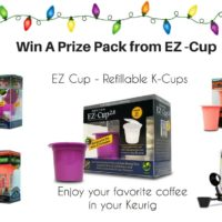Win a Prize Pack from EZ-Cup [Ends 12/18] @PerfectPod #2016HGG