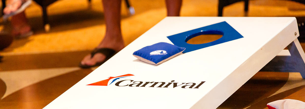 """Carnival Cruise Gym and Fitness - Have you ever thought to yourself, """"Man, I'd really like to go on a cruise, but how will I maintain my fitness regimen?"""" Yeah, me neither. But if you are a person with an active lifestyle, you don't need to sacrifice your routine to enjoy your vacation at sea. Carnival's got you covered."""