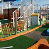 Carnival Cruise Gym and Fitness #CruisingCarnival