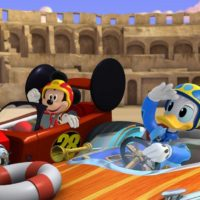 Mickey and the Roadster Racers premiering 1/15 #MickeyRacersEvent