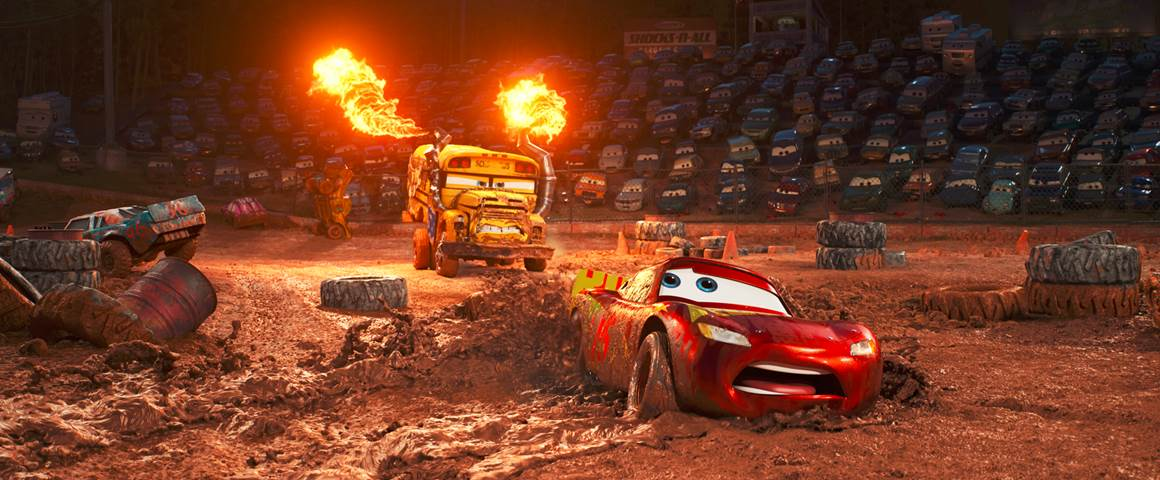 Who's excited for summer movies!! I am, I am! CARS 3 opens in theatres everywhere on June 16th! Take a look at the latest trailer.