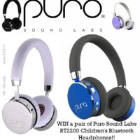 GIVEAWAY Puro Sound Labs Children's Headphones Ends 5/23 #2017Spring