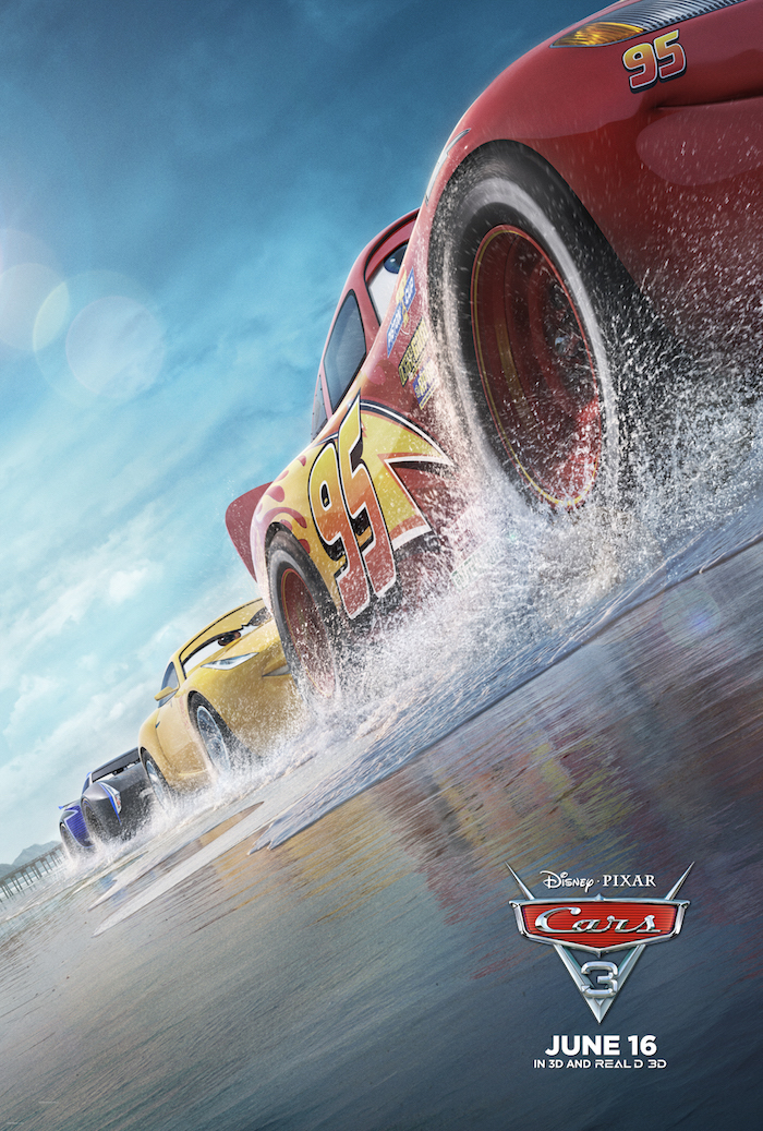 Cars 3 Movie - Will your kids love it? Will you love it? #Cars3Event