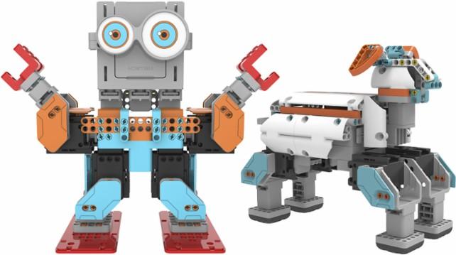Encourage Kids to Develop STEM Skills with Jimu Robot @BestBuy! @UBTECHRobotics #ad