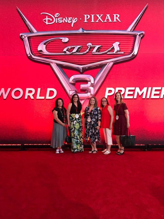 I just got back from a whirlwind, amazing three days in Anaheim, California covering the Cars 3 World Premiere event. See pictures and live video coverage!