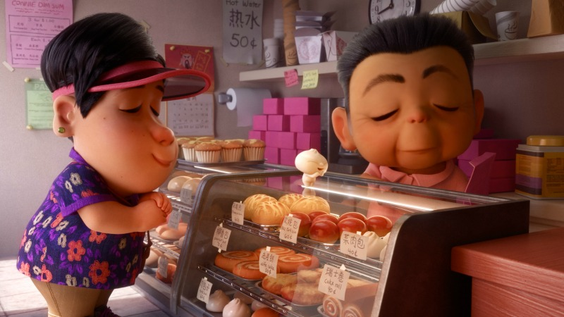 The Inspiration Behind BAO – The New Short Showing in front of Incredibles 2 #Incredibles2Event