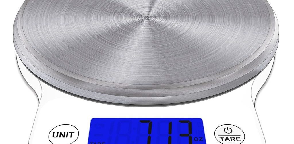 INEVIFIT Kitchen Scale Giveaway (2 winners) Ends 9/7 #BTSEssentials