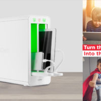 Screen Time App Plus Charging, Storage Station #HolidayEssentials