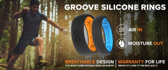 Have you had a chance to check out Silicone Rings yet? I have seen them more and more and I just love the idea of them. Especially a Wedding Silicone Ring.