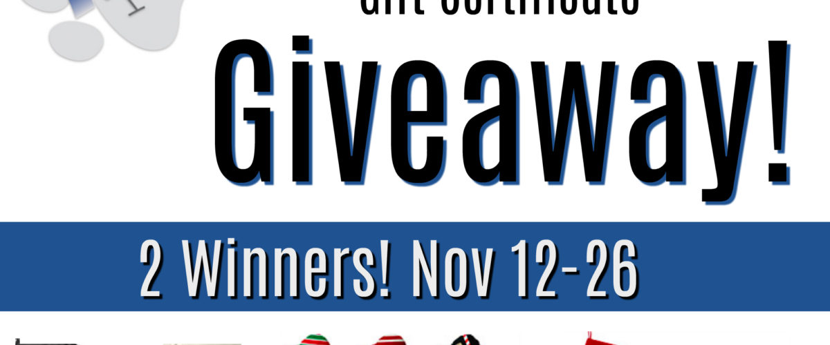 Mirage Pet Products Giveaway-TWO winners score $50 gift certificates! Ends 11/25 #HolidayEssentials