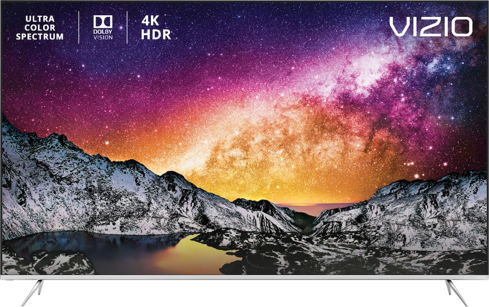 Is it time for a TV upgrade? Take a look at the VIZIO P Series 55 Inch 4K HDR Smart TV! Amazing picture quality and streaming options.