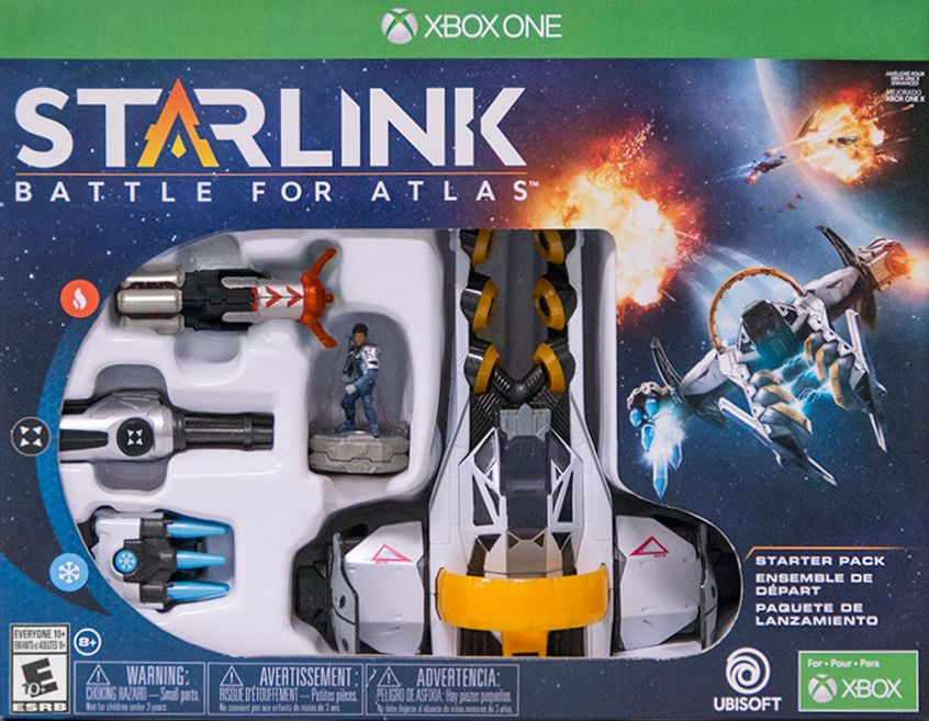 Grab Starlink: Battle for Atlas XBox One for the Gamers on