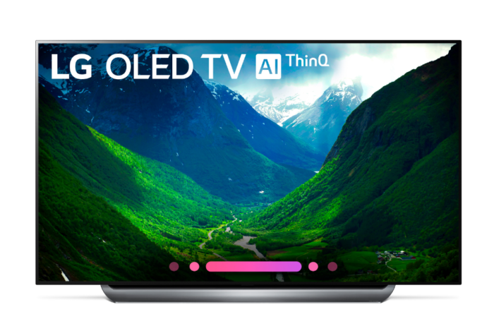 After the holiday break, all our favorite TV shows are now coming back. Plus, the big game will be on soon. Spoil yourself with a new LG OLED TV.