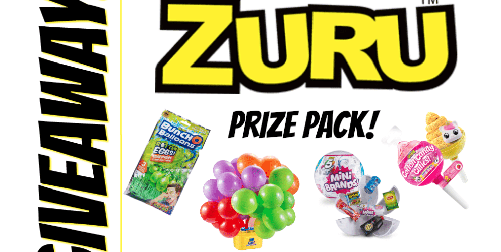 Celebrate Spring and enter this awesome Zuru Brands Prize Pack Giveaway! Ends 4/17 #SpringGuide