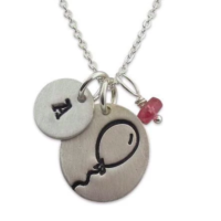 Isabelle Grace Jewelry Build Your Own Charm Necklace