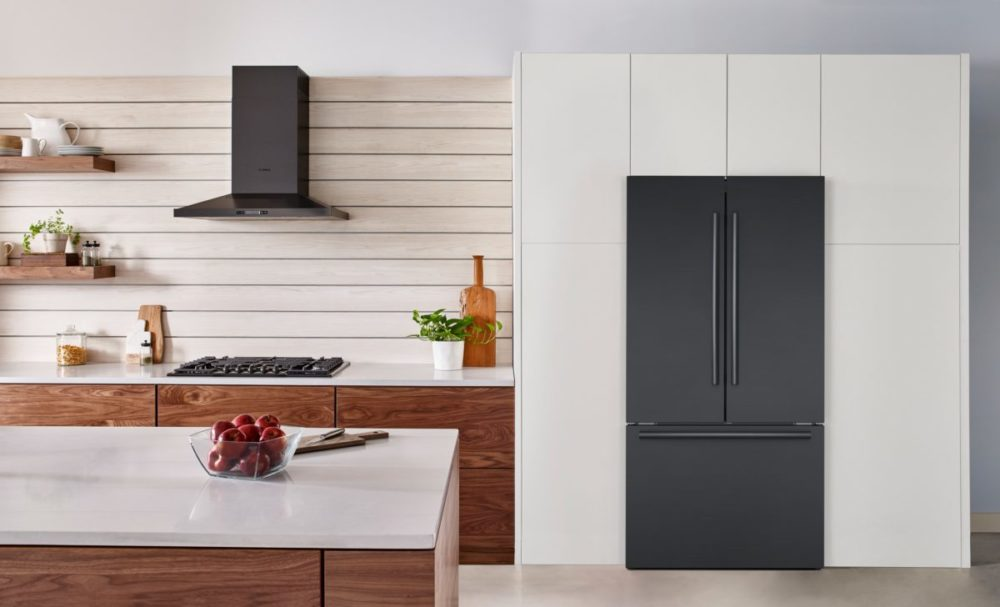 the All-New Bosch Counter-Depth Refrigerator